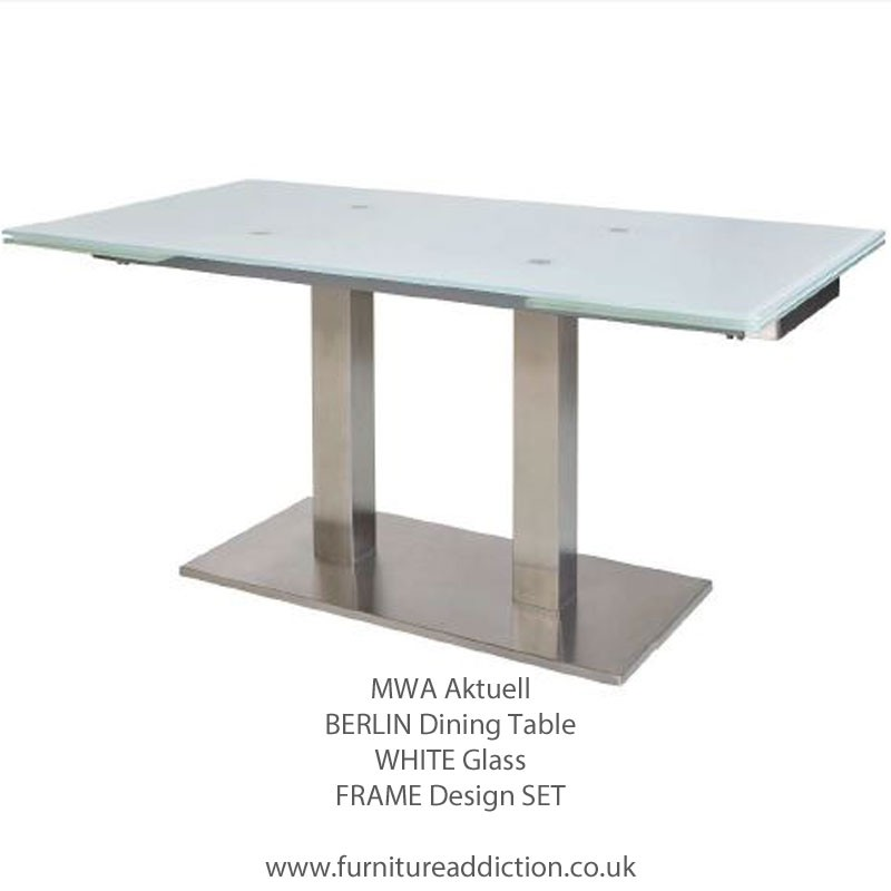 Beech Extending Dining Table Images