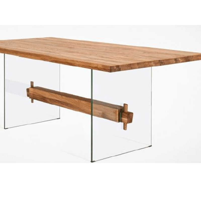 Solid Wood Dining Table 3 Sizes