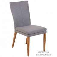 Qualitas MARIO Chair Wool or Leather