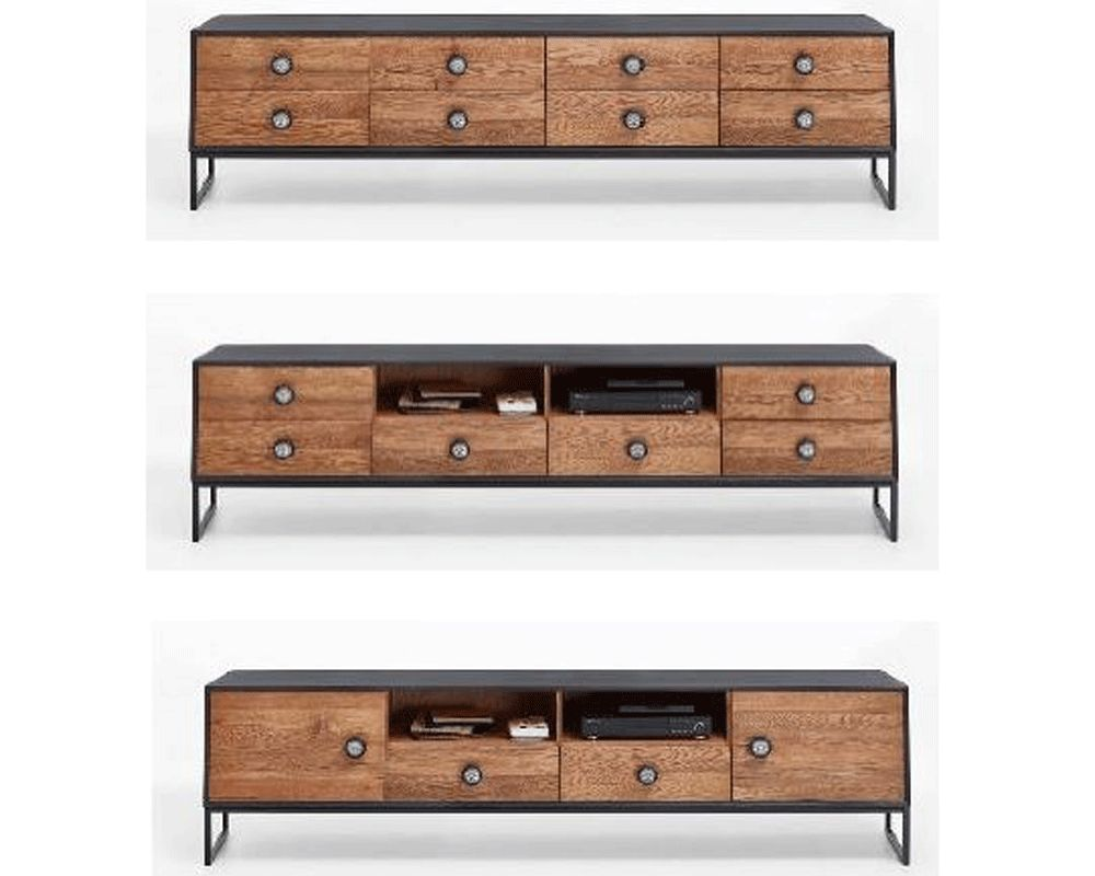 Bodahl Mobler PALERMO Large MEDIA Bench from
