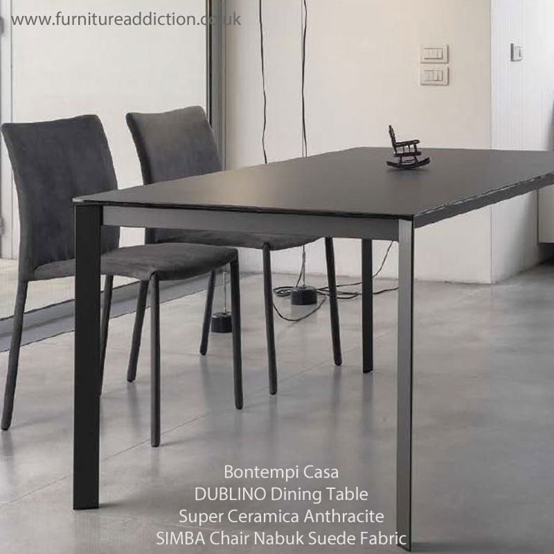 Bontempi Casa DUBLINO Extending Dining Table 160cm to 240cm - SAVE 15%