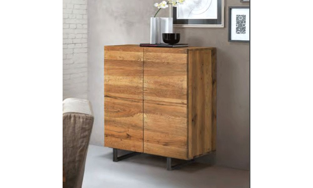 Oliver B - QUADRA SOLID WILD OAK Cabinet Collection 7 finishes