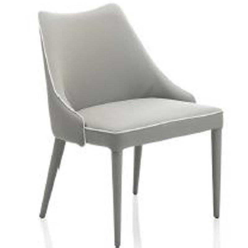 Bontempi Casa Clara Occasional Chair - Nappa Leather