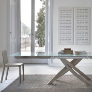 bontempi casa artistico dining table
