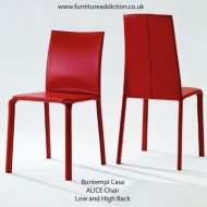 bontempi casa alice dining chair