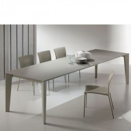 bontempi casa cruz 190 to 290 extending dining table