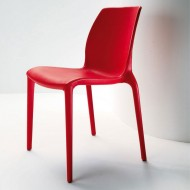 bontempi casa hydra chair upholstered in ecoleather