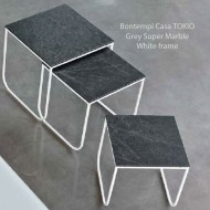 bontempi casa tokio nest of tables super carmica
