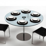 tonelli farniente alto round dining table