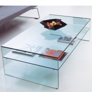 tonelli fratina glass coffee table