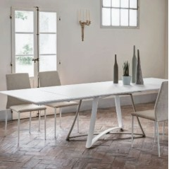 big bang extending dining table ingenia casa