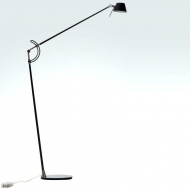carbon floor lamp