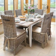 nordica dining table - square legs