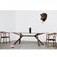 miniforms otto dining table. 6 sizes from italy