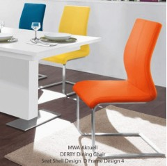 mwa aktuell derby  dining chairs