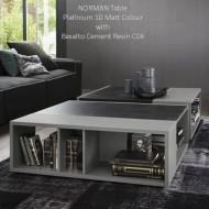alf dafre norman coffee table - square