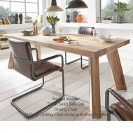 bodahl mobler thor dining table solid oak