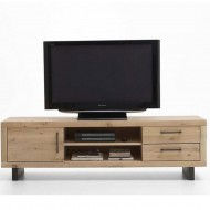 bodahl mobler woodstock tv media bench european rustic wild solid oak