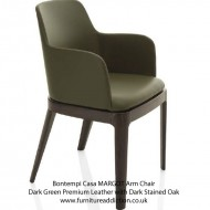 bontempi casa margot arm chair