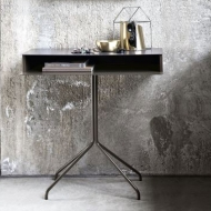 bontempi casa hold console compact desk