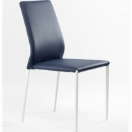 bontempi casa kendra dining chair 10 ecoleather colours