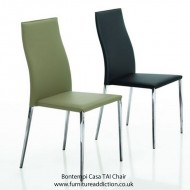 bontempi casa tai chair premium nappa leather