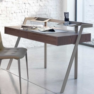 bontempi casa zac writing desk