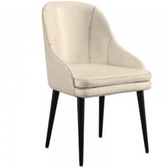 devina nais jackson leather upholstered chair