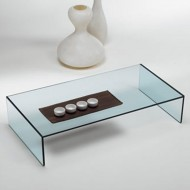 tonelli eden glass coffee table