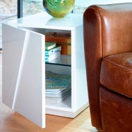 iceberg white bedside table white cupboard