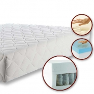 pocket flex memory foam mattress