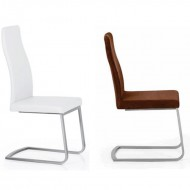peressini casa swing sl dining chair magoc ecoleather