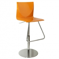 mind bar stool with gas lift