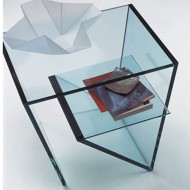 tonelli zen glass coffee table